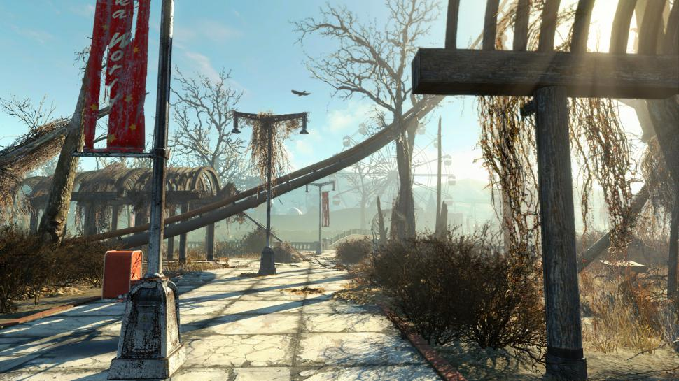 Fallout 4 - neues Update behebt Bug in Nuka World