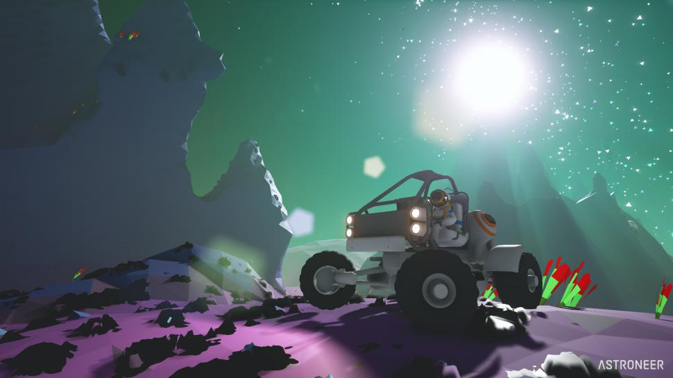 Astroneer startet Ende des Jahres in die Early-Access-Phase. (1)