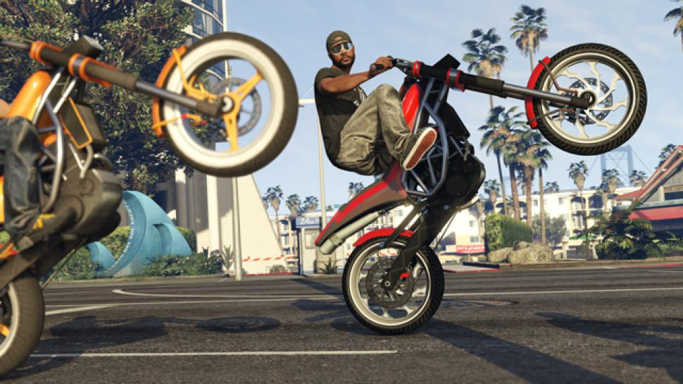 GTA 5 Bikers: Neue Screenshots (1)