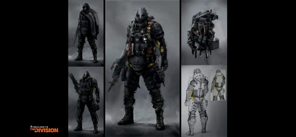 The Division: Survival-DLC wird Hunters-Fraktion bringen (1)