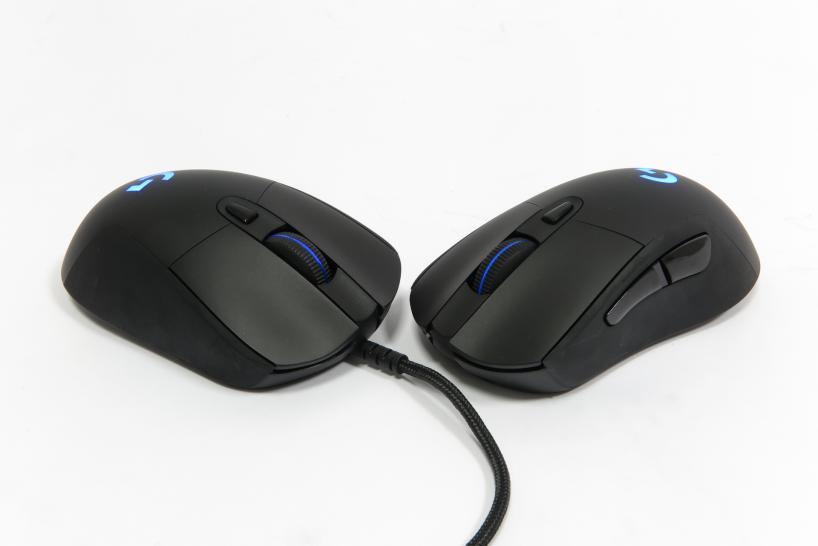 Logitech G403 Prodigy: Drahtlos vs  verkabelt - wer ist der bessere