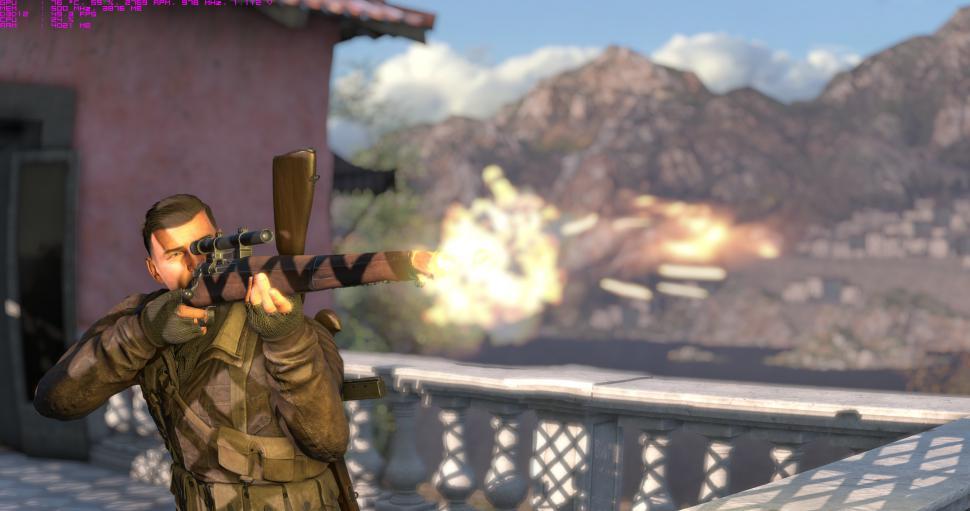 sniper elite 4 pc download