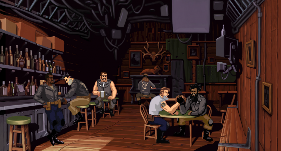 Full Throttle Remastered ab 18. April im verfügbar  (1)