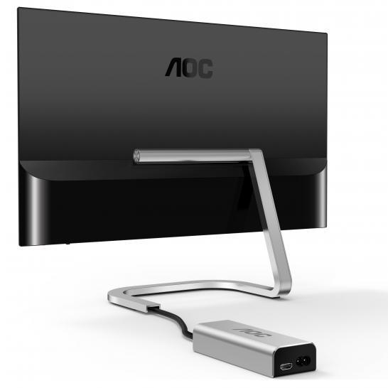 AOC PDS241 und PDS271: Neue Monitore im Porsche-Design
