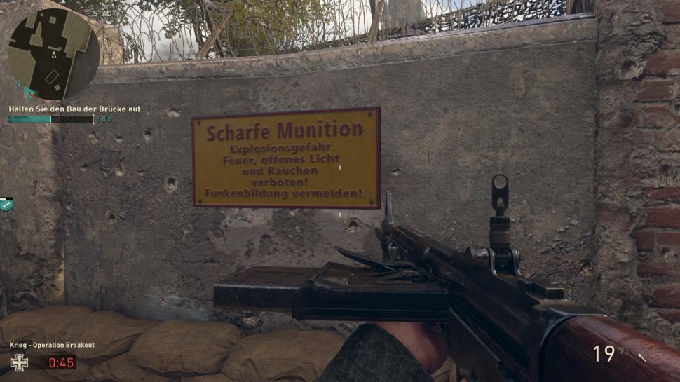 Call of Duty: WW2 PC Beta: Erste Eindrücke zur Technik mit