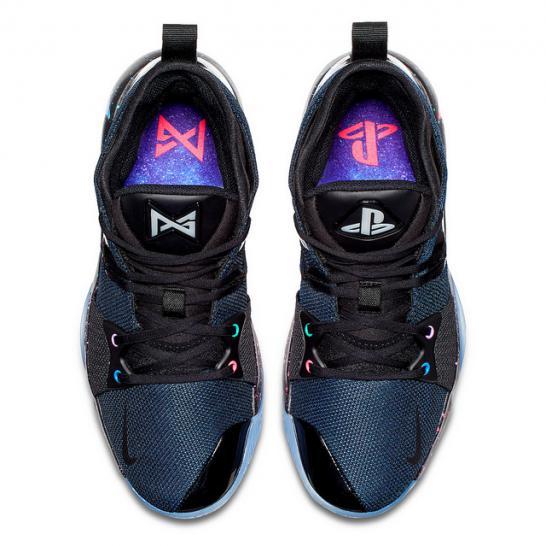 0fcd256a5da2e6 Playstation-Schuh  NBA-Spieler und Sony veröffentlichen gemeinsamen  Sportschuh (5)  Quelle  Sony Nike Paul George