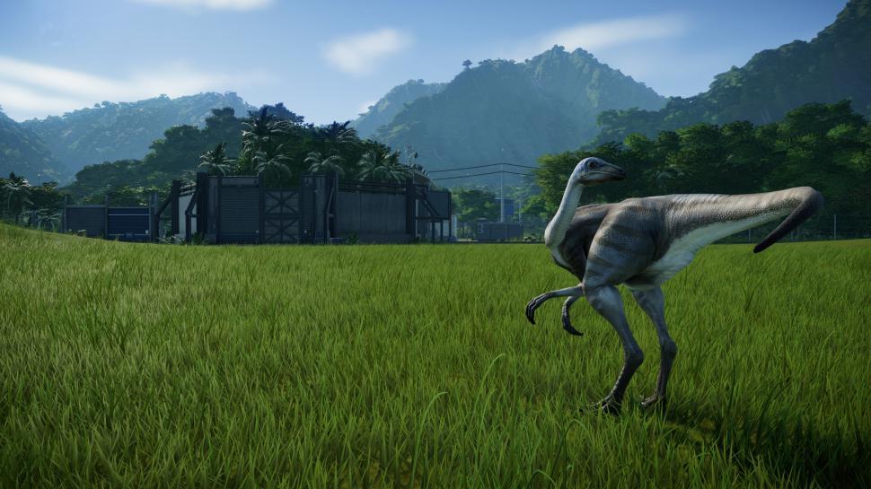 Jurassic World Evolution überzeugt im Techniktest mit Benchmarks