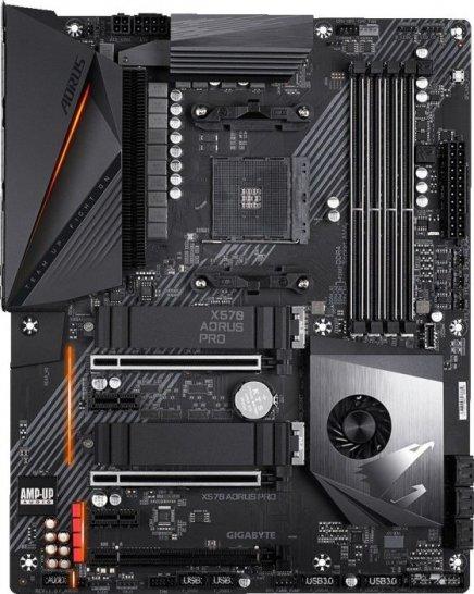Gigabyte Aorus X570: Sieben AM4-Mainboards für Ryzen 3000