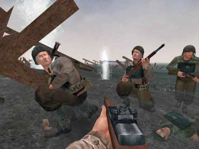 [PC][PutLockโหลดแรง] Medal of Honor - Allied Assault ภาคแรกกับเกมยิงระดับโลก 7750moh2