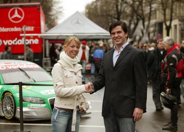 Kooperation Mit Rennfahrerin Kati Droste