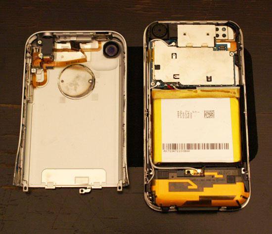 Akkuwechsel Iphone