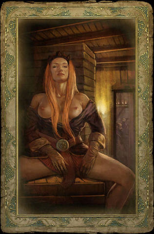 Sex Cards in The Witcher become available for US gamers