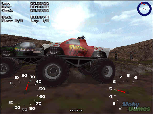 1998: Monster Truck Madness 2 (for those who like it bigger) [Source