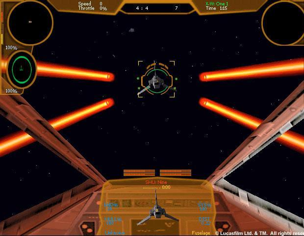 1999: Star Wars - X-Wing Alliance [Source: Mobygames.com]