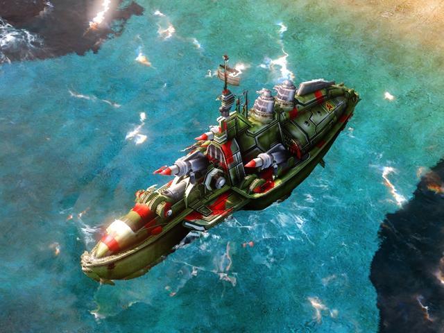 Перейти к игре strong em Command & Conquer: Red Alert 3/em/strong.