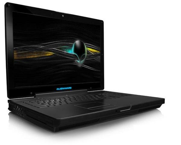 alienware bringt den schnellsten laptop der welt. Black Bedroom Furniture Sets. Home Design Ideas