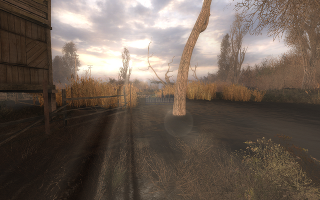Update Stalker Clear Sky: DirectX 10.1 patch 1.5.06 - version wasn't.