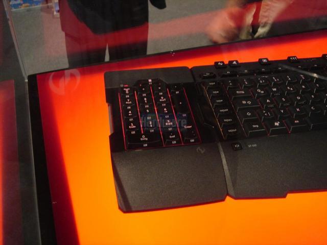 Microsoft Sidewinder X6 gaming keyboard introduced