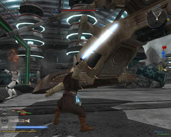 Star Wars Battlefront 2, 2005 (picture: Mobygames.com) - Now you could – for