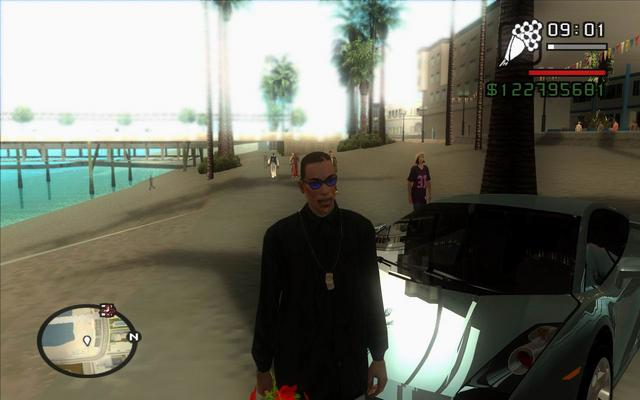 Back to gta san andreas realsim mod: download and great comparison