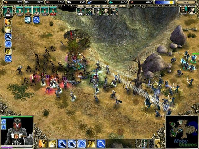 Обзор SpellForce: The Order of Dawn от пользователя Celeir.