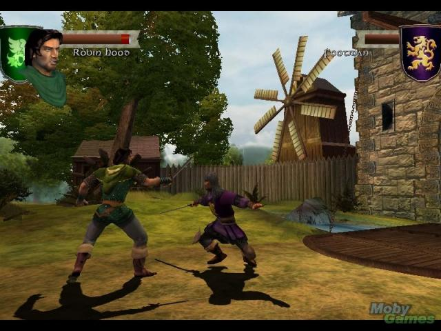 Remake: Robin Hood: Defender of the Crown, 2003 (picture: Mobygames