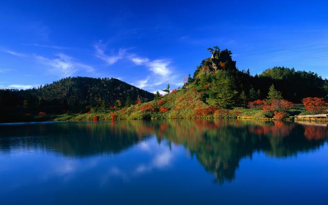 bildschirmhintergrund landschaften