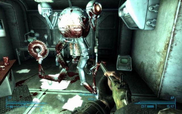 Fallout 3 трейнер (7) 1. . Универсальный патч для fallout 3 версии