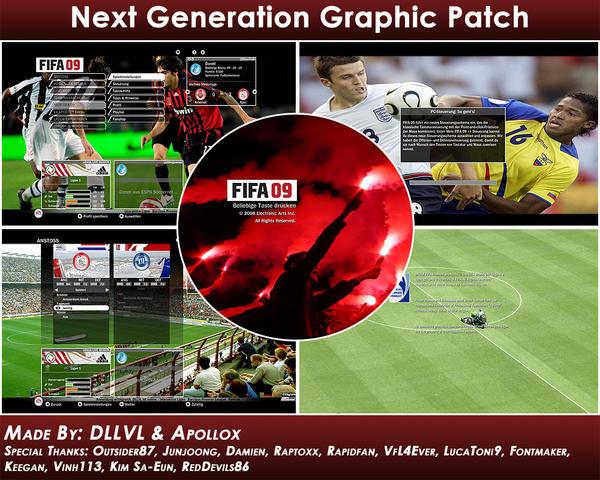 FIFA 09 скачать - fifa 12 игра, fifa лига, скачать патчи для fifa. скачать