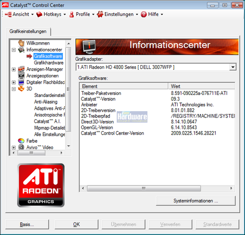 AMD Catalyst WHQL drivers