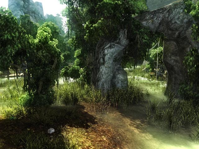 Галерея - Каменная арка - Официальный фан-сайт по играм Risen.