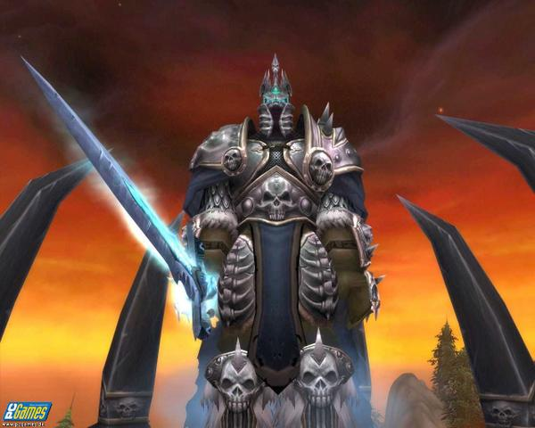 world of warcraft wrath of the lich king gameplay. World of Warcraft: The Lich