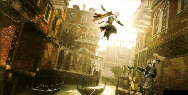 Artwork Assassins Creed 2