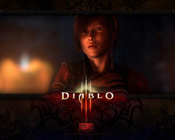 diablo iii wallpaper. Diablo Iii Wallpaper.