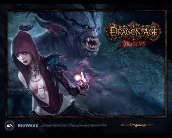 wallpaper red dragon. Back to Wallpaper: Dragon Age,