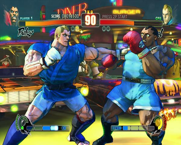 street fighter kostenlos spielen
