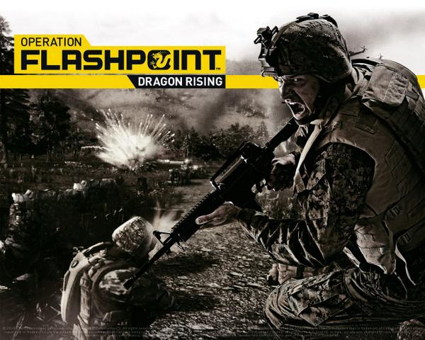 Back to Download: Operation Flashpoint 2 and Need for Speed Undercover
