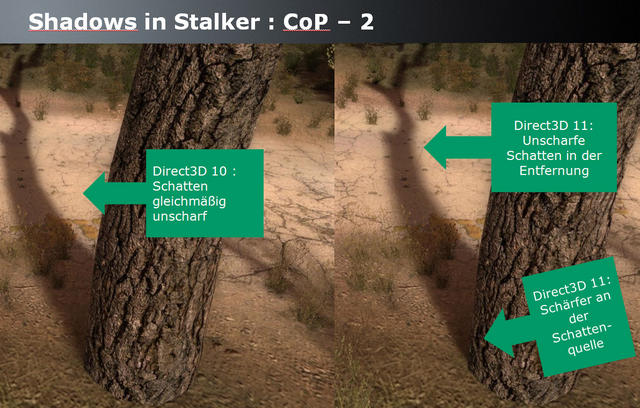 Stalker: Call of Pripyat - The first DirectX 11 screenshots - Update: More