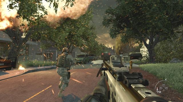 call of duty modern warfare 2 ps3. Call of Duty 6 Modern Warfare