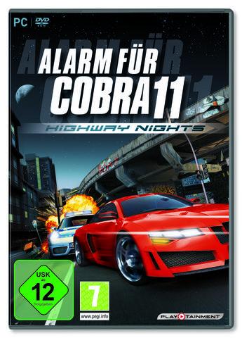 alarm f r cobra 11 highway nights demo zum download und. Black Bedroom Furniture Sets. Home Design Ideas