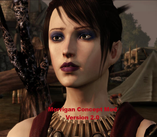 Back to Dragon Age: Origins - ENB Series Mod, modern underwear and better