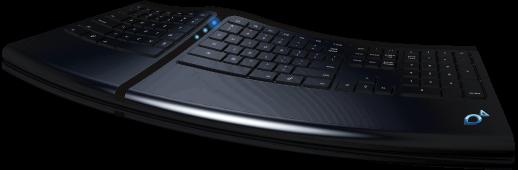 Ergonomische tastatur und maus  Neue Tastatur mit High-End-Ergonomie von Smartfish angekündigt