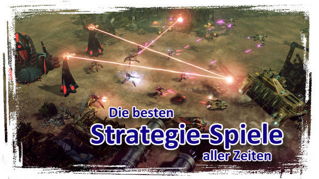 Aufbau Strategiespiele Pc