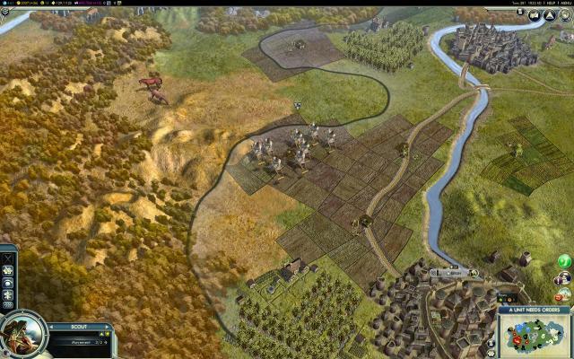 Civilization 5: DirectX 11 (14) [Source: PC Games Hardware]