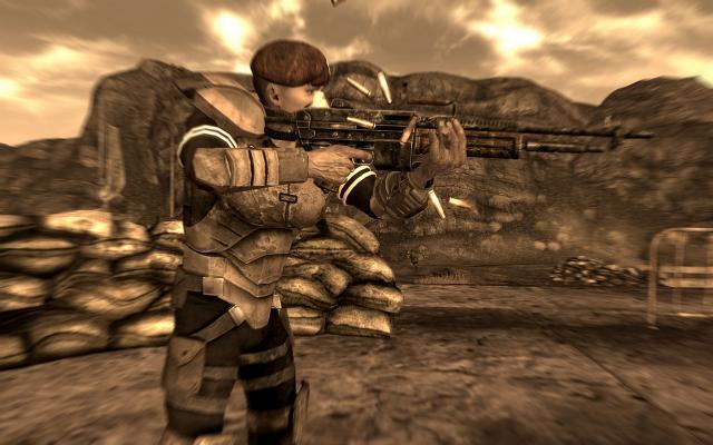 Fallout new vegas graphics