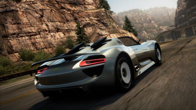 Porsche 918 Spyder (Concept Study) (Racer) [Source]