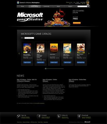 -Microsoft Games for Windows Marketplace ensuite, tu télécharges ccleaner, tu effaces les erreurs du registre, puis tu redémarres. puis, tu télécharges le client Games For Windows Live ...