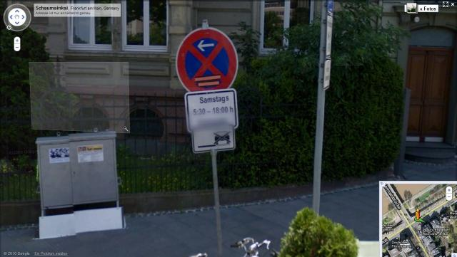 Google Street View Köln
