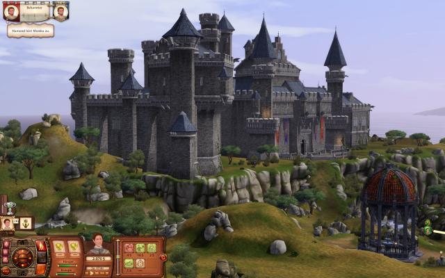 Mittelalter Simulation