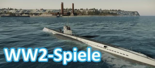 Spiele 2. Weltkrieg